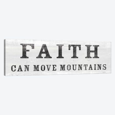 Signs Of Faith VI Canvas Print #WAC8289} by Sue Schlabach Art Print