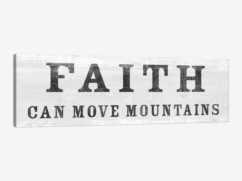 Signs Of Faith VI by Sue Schlabach 1-piece Canvas Print