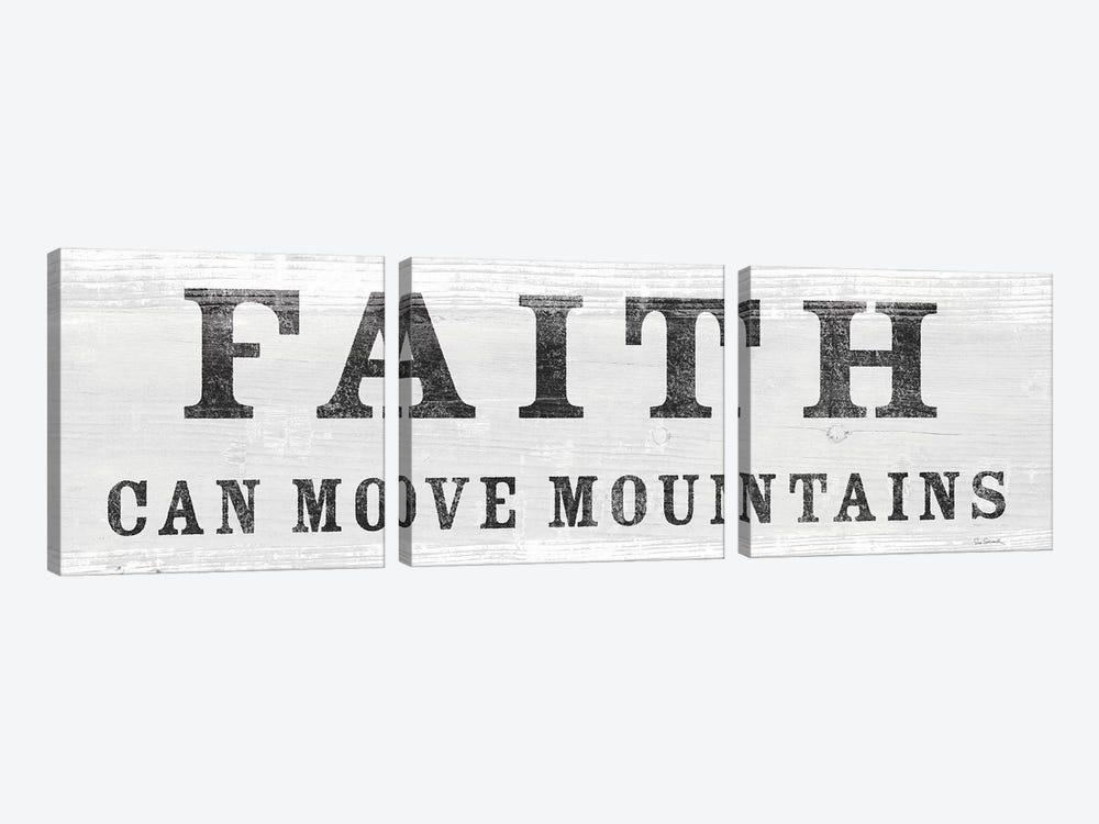 Signs Of Faith VI by Sue Schlabach 3-piece Canvas Art Print