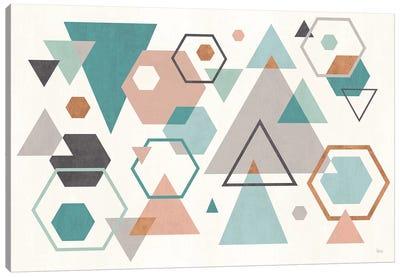 Abstract Geo I Canvas Art Print
