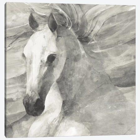 Poseidon Neutral Canvas Print #WAC8350} by Albena Hristova Canvas Art Print