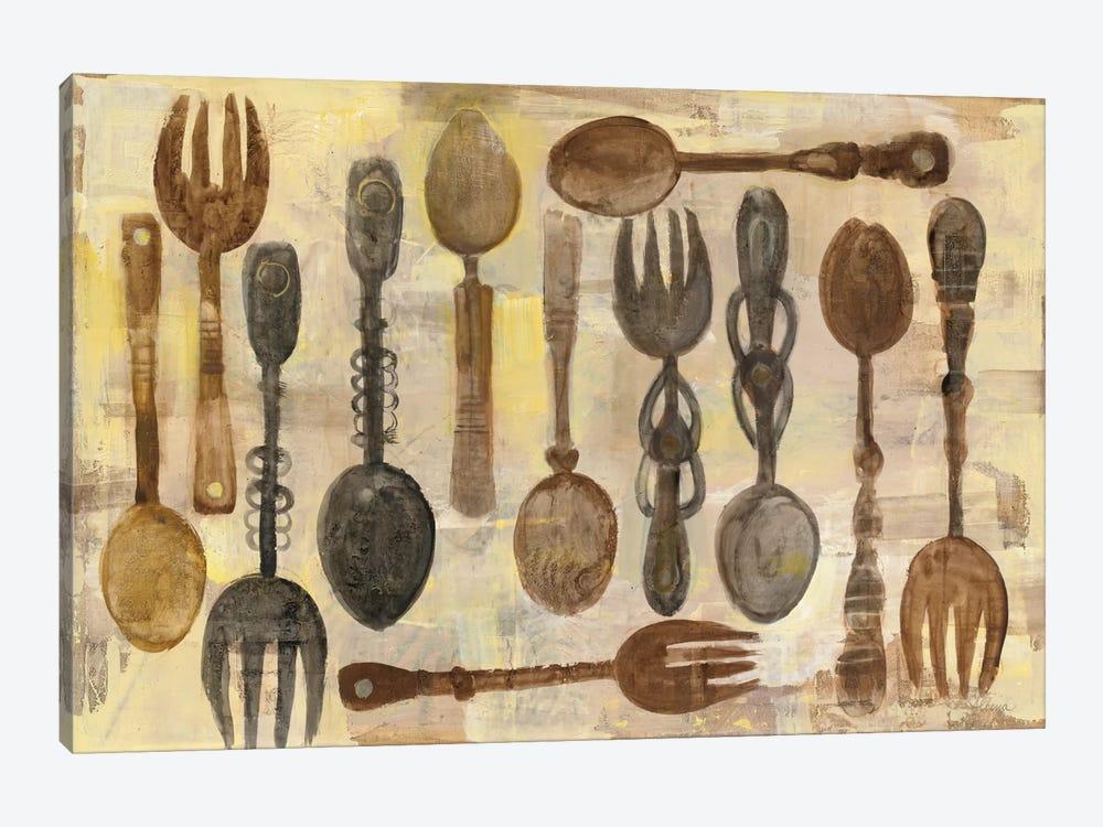Spoons And Forks by Albena Hristova 1-piece Art Print