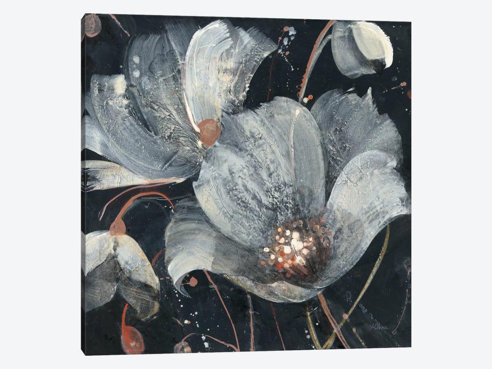 Translucent Poppies by Albena Hristova 1-piece Canvas Art