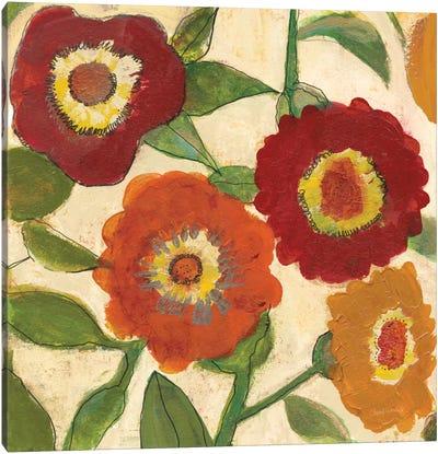 Park III Canvas Art Print