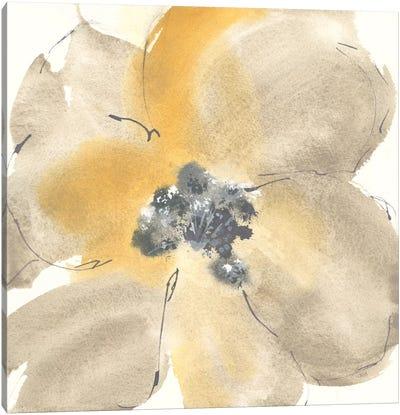 Flower Tones I Canvas Art Print