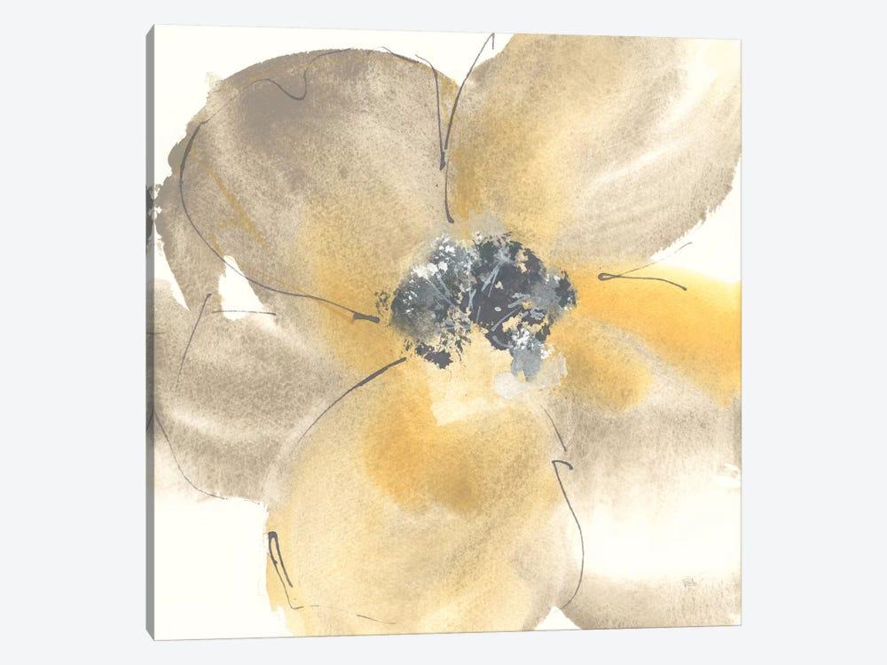 Flower Tones II by Chris Paschke 1-piece Canvas Artwork