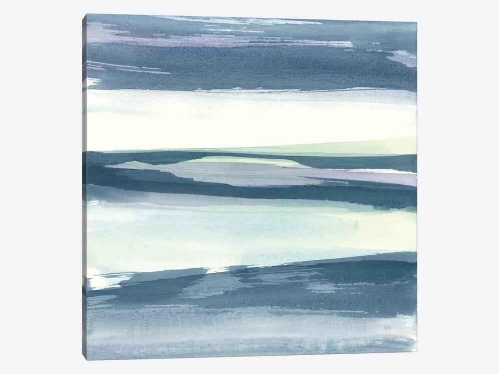 Mint Dawn II by Chris Paschke 1-piece Canvas Artwork