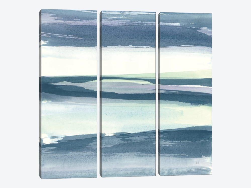 Mint Dawn II by Chris Paschke 3-piece Canvas Art