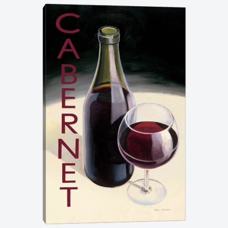 Cabernet  Canvas Print #WAC837} by Marco Fabiano Canvas Artwork