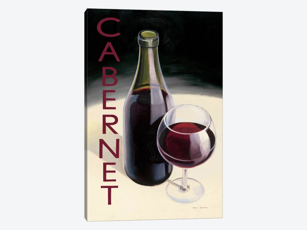 Cabernet  by Marco Fabiano 1-piece Canvas Print