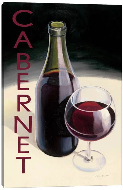 Cabernet  Canvas Art Print