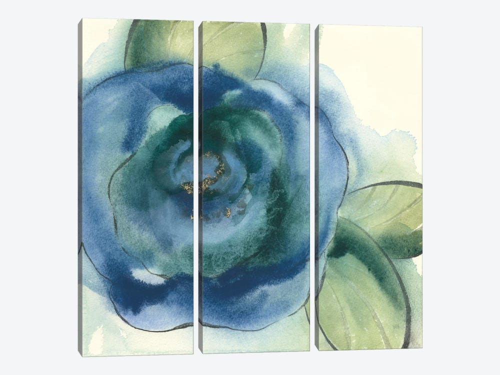 Wannabe Poppies VI by Chris Paschke 3-piece Canvas Wall Art