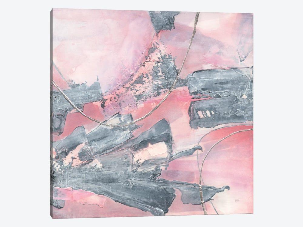 Whitewashed Blush III by Chris Paschke 1-piece Canvas Print