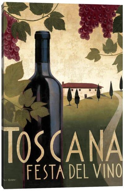 Wine Festival I  Canvas Art Print