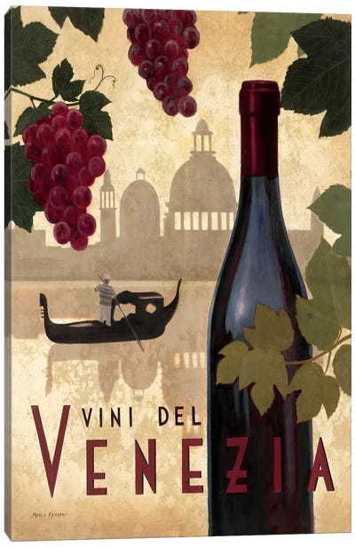 Wine Festival II  Canvas Art Print