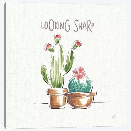 Desert Bloom III Canvas Print #WAC8412} by Daphne Brissonnet Canvas Art