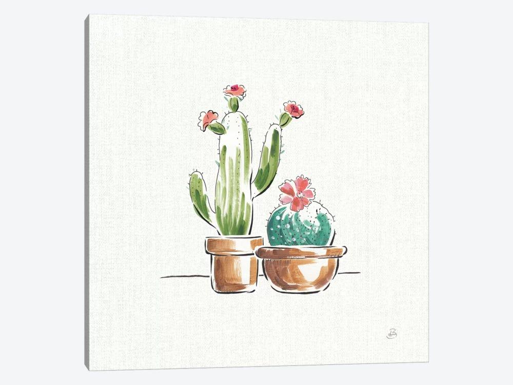 Desert Bloom IV by Daphne Brissonnet 1-piece Canvas Artwork