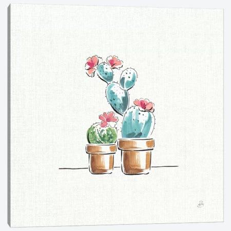 Desert Bloom V Canvas Print #WAC8414} by Daphne Brissonnet Art Print