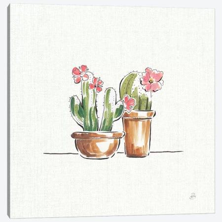Desert Bloom VI Canvas Print #WAC8415} by Daphne Brissonnet Art Print