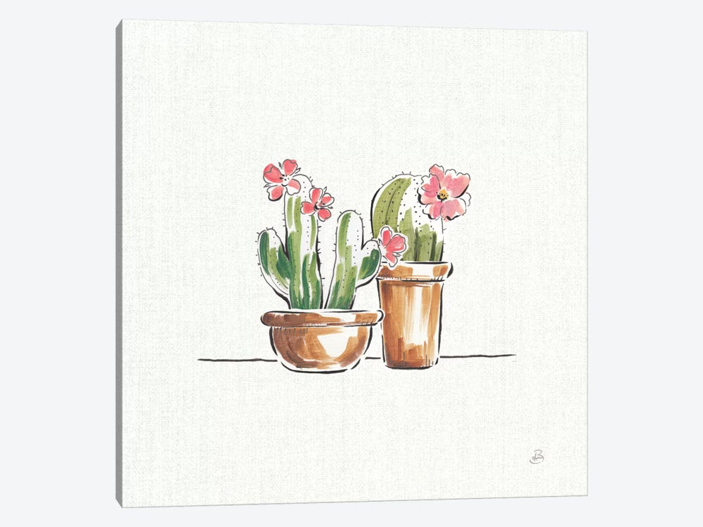 Desert Bloom VI by Daphne Brissonnet 1-piece Canvas Wall Art