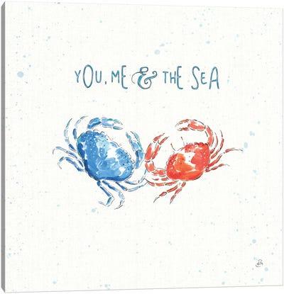 Maritime V Canvas Art Print
