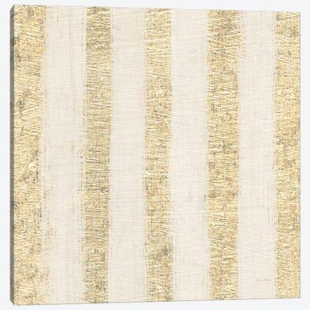 Shoe Fetish Pattern I, White Stripes Canvas Print #WAC8435} by Emily Adams Canvas Art Print