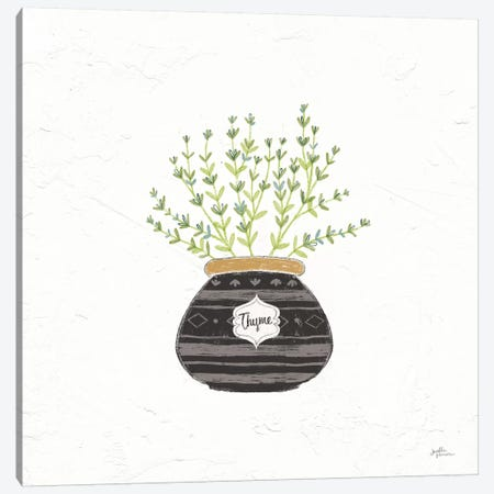 Fine Herbs VI 3-Piece Canvas #WAC8468} by Janelle Penner Canvas Art Print