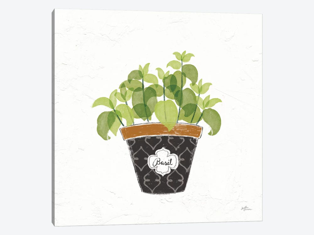 Fine Herbs VIII by Janelle Penner 1-piece Canvas Art Print