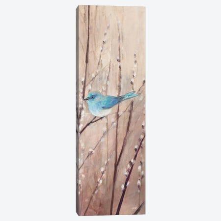Pretty Birds I Canvas Print #WAC8486} by Julia Purinton Canvas Artwork