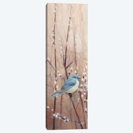 Pretty Birds II Canvas Print #WAC8487} by Julia Purinton Canvas Wall Art