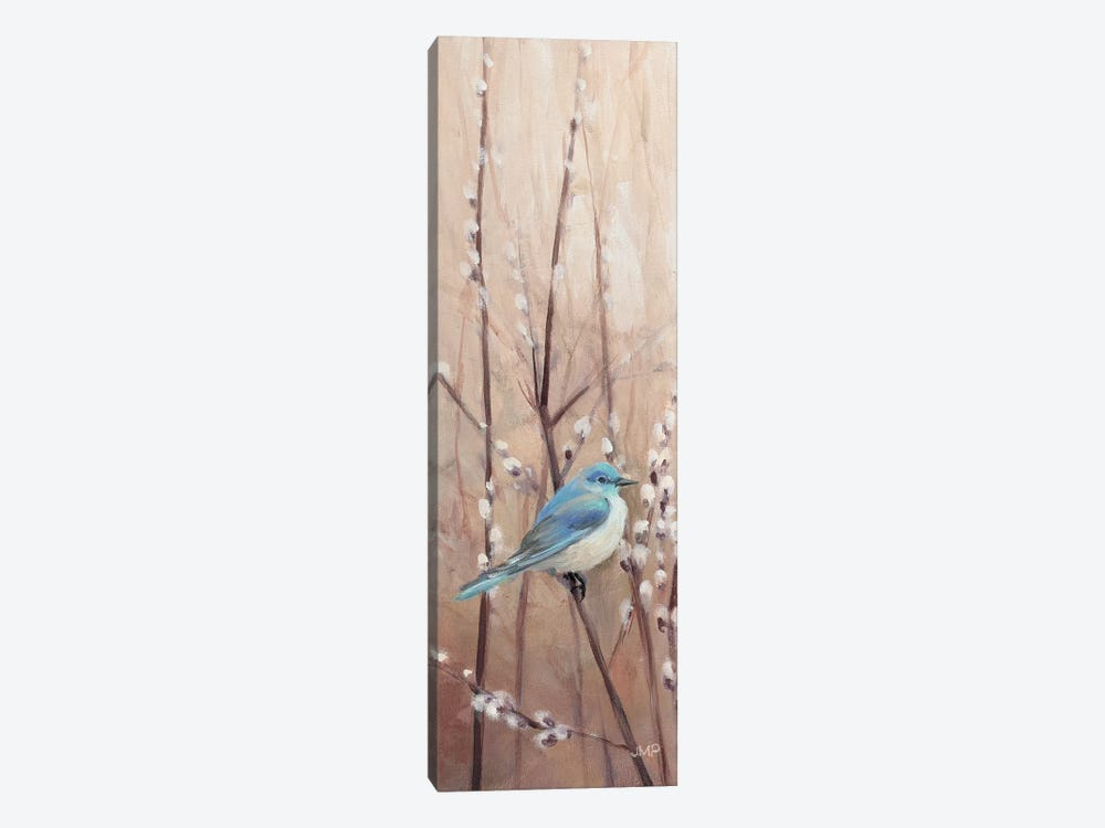 Pretty Birds II by Julia Purinton 1-piece Canvas Print