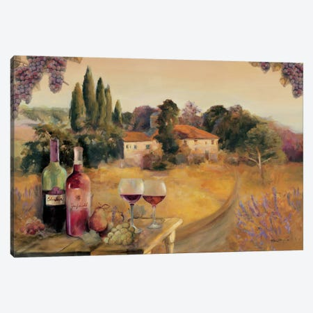 Spoleto Afternoon Canvas Print #WAC851} by Marilyn Hageman Canvas Print