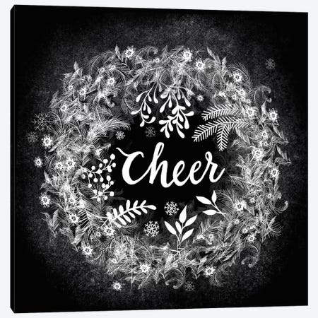 Frosty Cheer Canvas Print #WAC8539} by Mary Urban Canvas Art Print