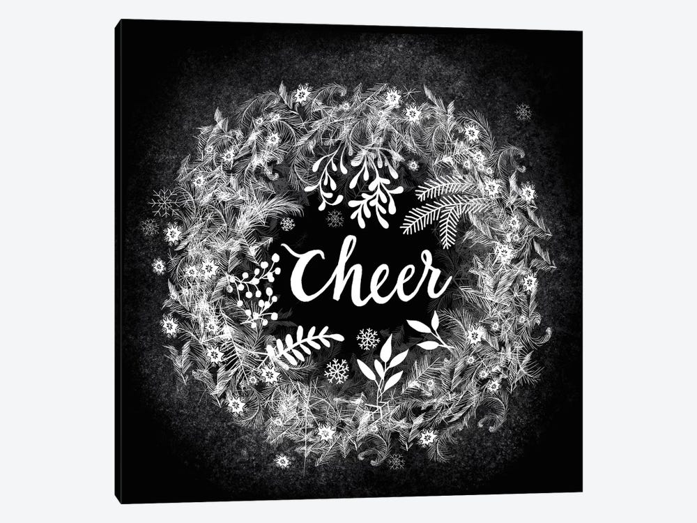 Frosty Cheer by Mary Urban 1-piece Canvas Art Print
