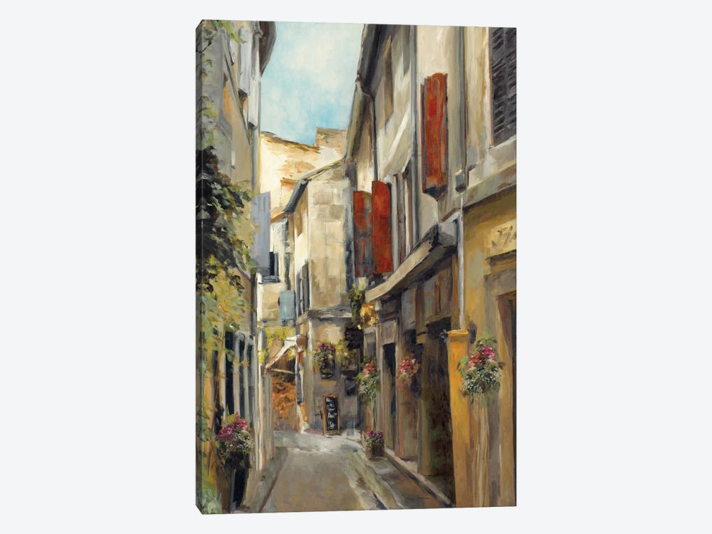 Old Town I by Marilyn Hageman 1-piece Canvas Art Print