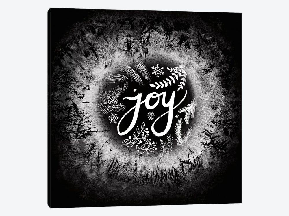 Frosty Joy by Mary Urban 1-piece Canvas Print