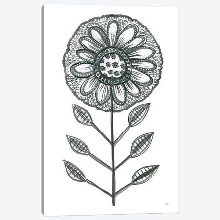 Bloom Town IV Canvas Print #WAC8547} by Melissa Averinos Canvas Print