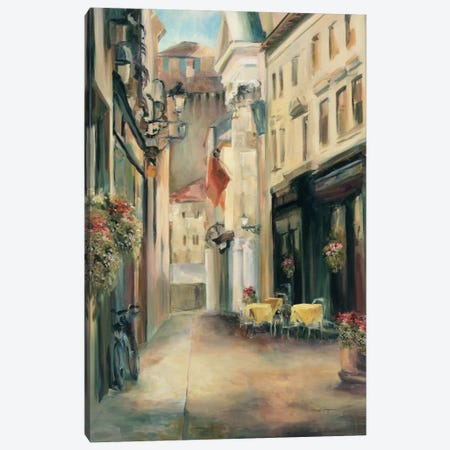 Old Town II Canvas Print #WAC854} by Marilyn Hageman Canvas Artwork