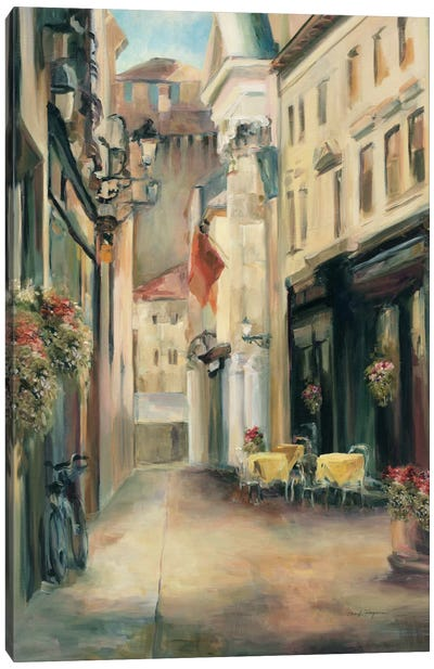 Old Town II Canvas Art Print