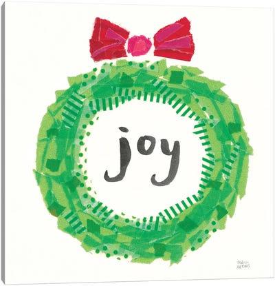Joyful Season IV Canvas Art Print