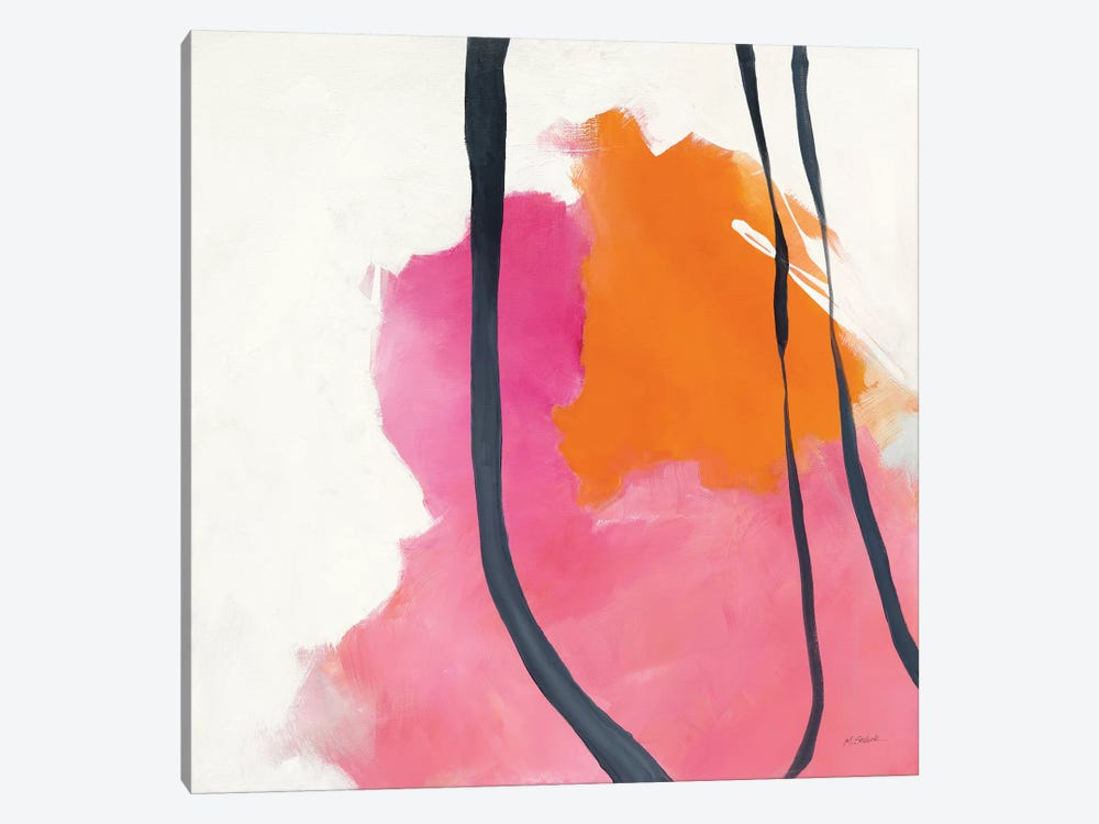 Somersault II by Mike Schick 1-piece Canvas Art