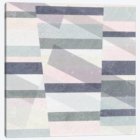 Pastel Reflections III Canvas Print #WAC8569} by Moira Hershey Canvas Art