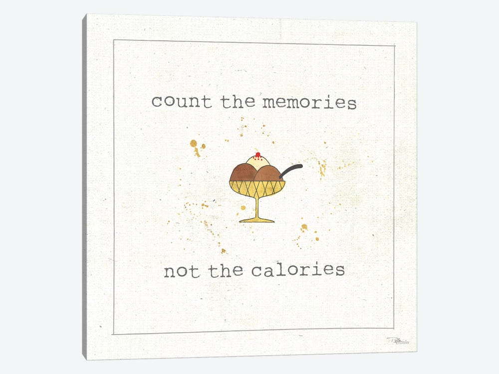 Calorie Cuties VI by Pela Studio 1-piece Art Print