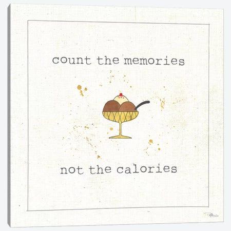 Calorie Cuties VI Canvas Print #WAC8579} by Pela Studio Art Print