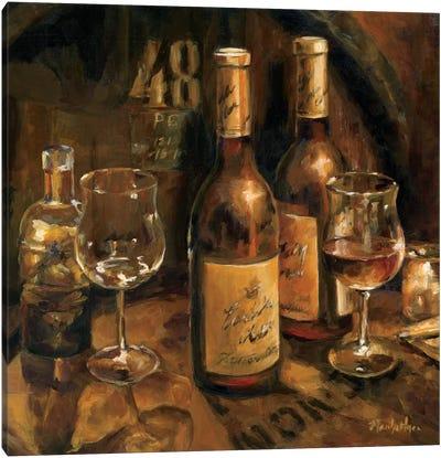 Wine Making Canvas Print #WAC858