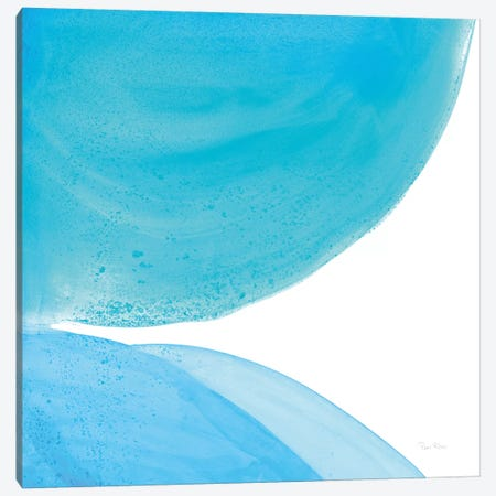 Pools Of Turquoise II Canvas Print #WAC8598} by Piper Rhue Canvas Art Print