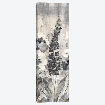 Crystal Raindrops Panel III, Black & White Canvas Print #WAC8606} by Silvia Vassileva Canvas Wall Art
