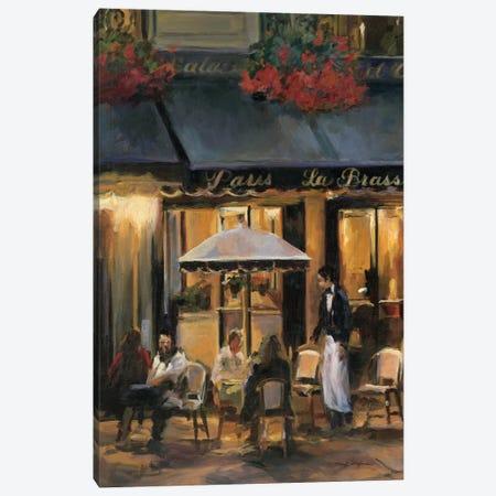 La Brasserie II Canvas Print #WAC860} by Marilyn Hageman Canvas Art