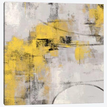 Stone Gardens II Yellow Canvas Print #WAC8615} by Silvia Vassileva Canvas Art Print