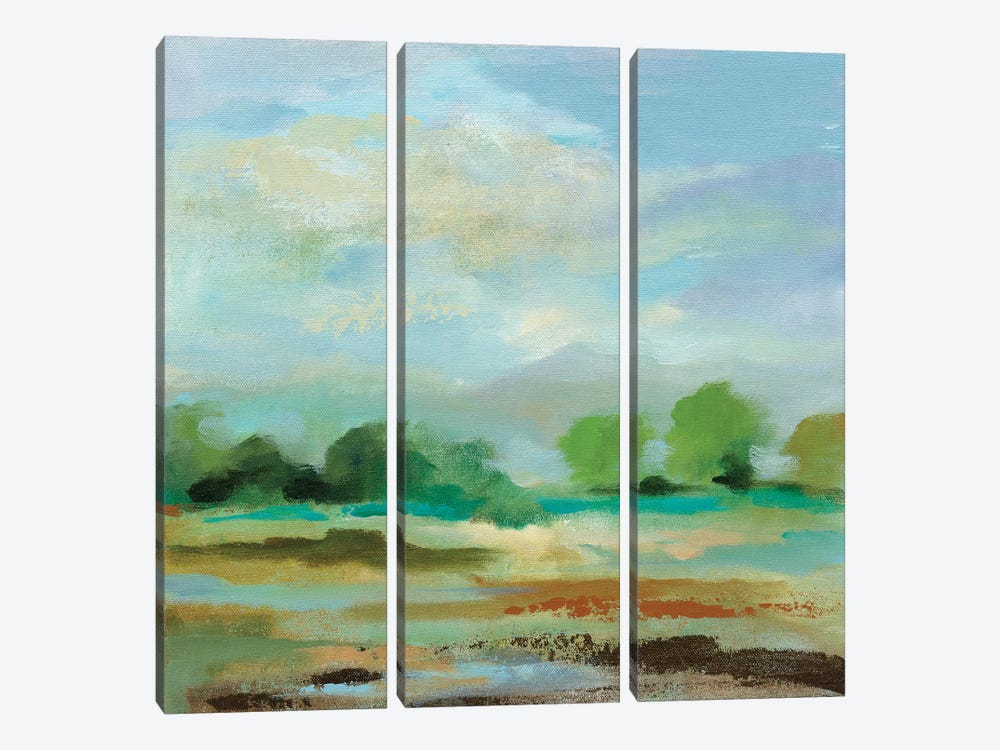 Unexpected Clouds II by Silvia Vassileva 3-piece Art Print